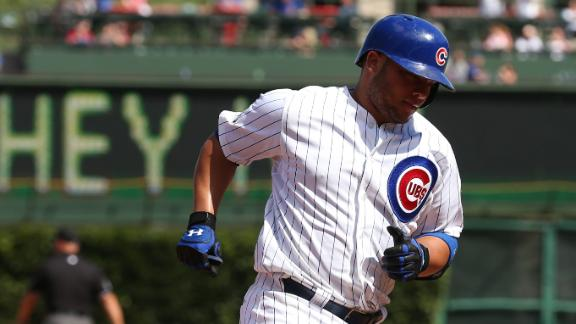Video - Cubs Double Up Brewers