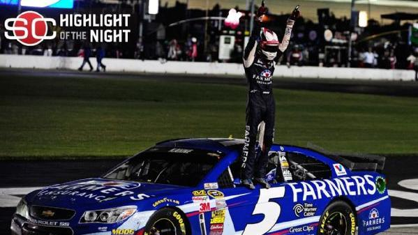 Kasey Kahne Wins At Atlanta