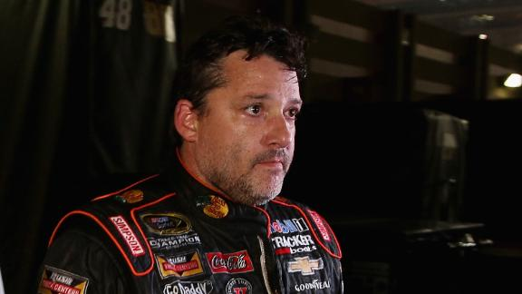 Should Tony Stewart Have Raced?