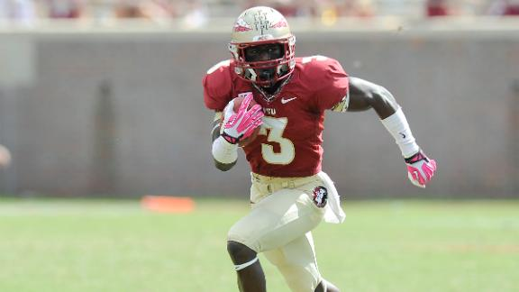 Florida State Lifts Suspension For Wilson