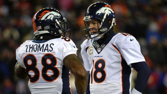 Broncos Name Captains