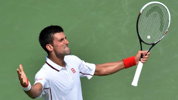 Djokovic Moves On To Quarterfinals