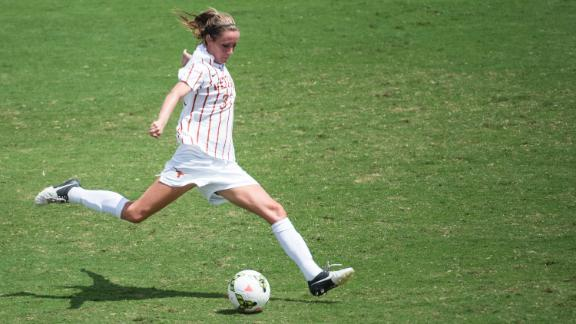 Texas Soccer Dominates Nevada 5-1