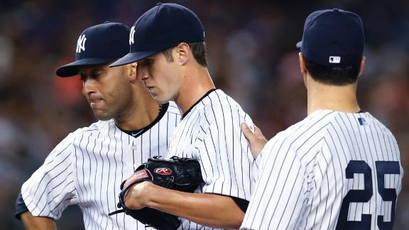 Yankees Suffer Third Straight Loss