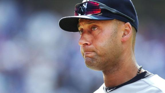 Yanks To Wear Patch Honoring Jeter