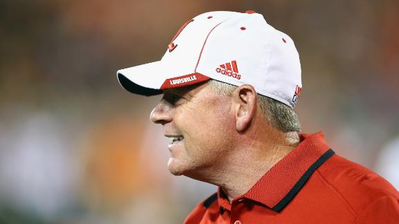 Bobby Petrino Proud Of Team