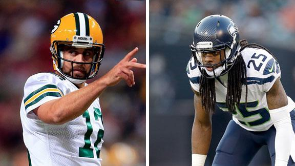 Double Coverage: Packers at Seahawks