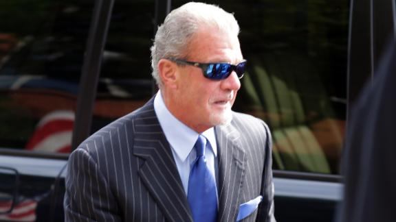 Irsay Pleads Guilty To One Misdemeanor
