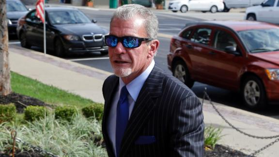 Jim Irsay Suspended Six Games, Fined $500K