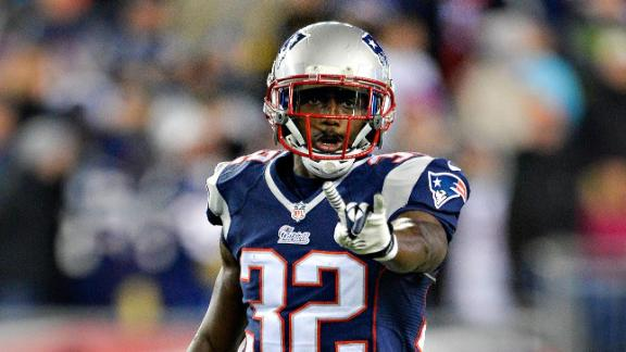 McCourty, Pats Ready For Season Opener