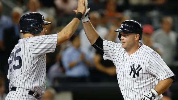 Yankees Snap Slide
