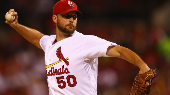 Video - Should Cardinals Be Concerned With Wainwright?