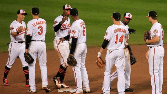 Video - Orioles Hold Off Reds