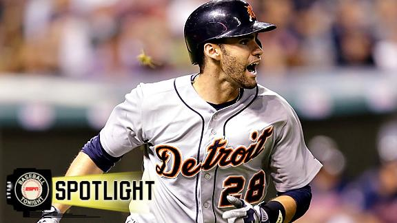 Tigers Double Up Indians