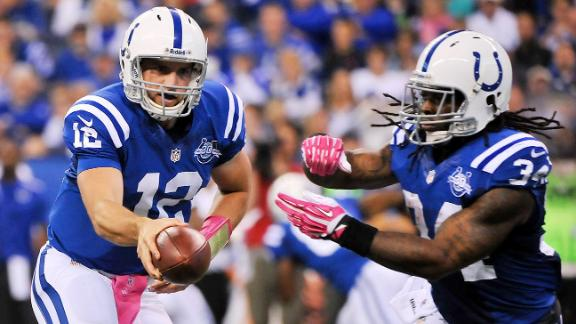 Colts Face Difficult Week 1 Test