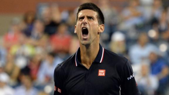 Djokovic Outlasts Murray