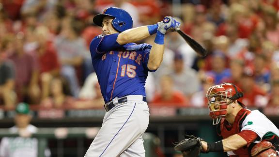 Video - Mets Use Five Homers To Power Past Reds