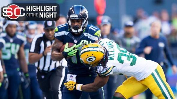 Seahawks Dominate Packers