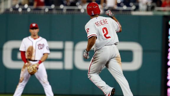 Video - Phillies Stun Nationals
