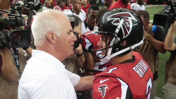 Ryan (448 yards), Falcons top Saints in OT