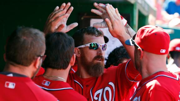 Video - LaRoche Powers Nationals
