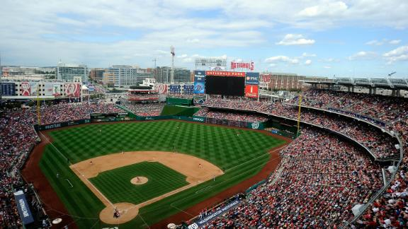 Video - Nationals Park To Host Winter Classic