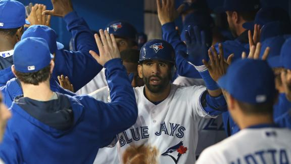 Video - Blue Jays Fly By Cubs