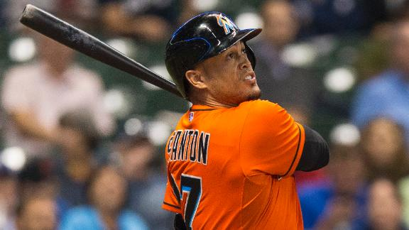Video - Stanton Homers In Marlins' Win