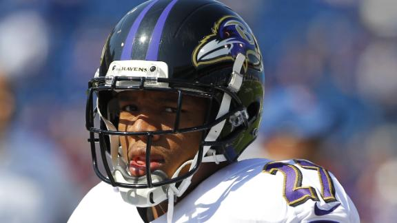Ravens Cut Rice; NFL Bans Rice Indefinitely