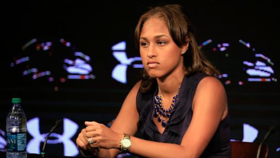 Wife Defends Ray Rice, Slams Media