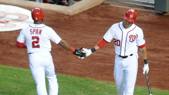 Video - Big First Inning Leads Nationals Past Braves