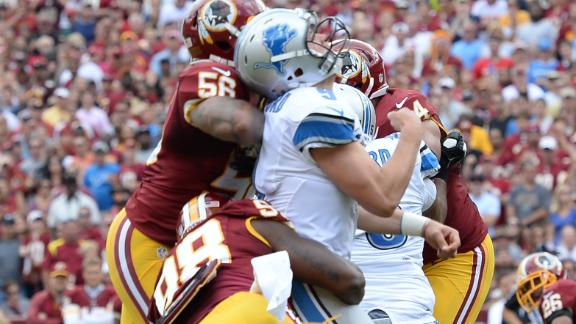 Orakpo: Review Roughing The Passer Calls