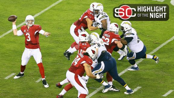 Cardinals' Late Rally Upends Chargers