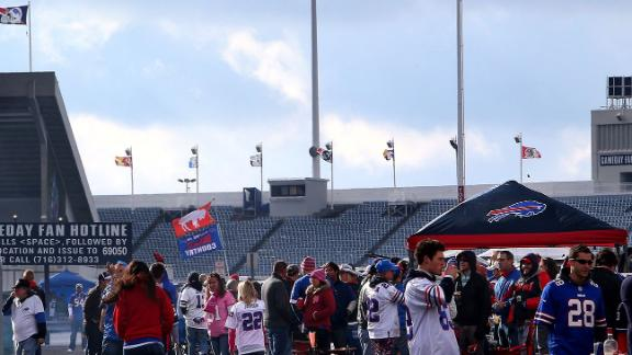 Ownership Choice Excites Bills' Fans