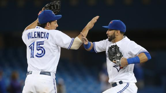 Video - Bautista's Four RBIs Power Blue Jays