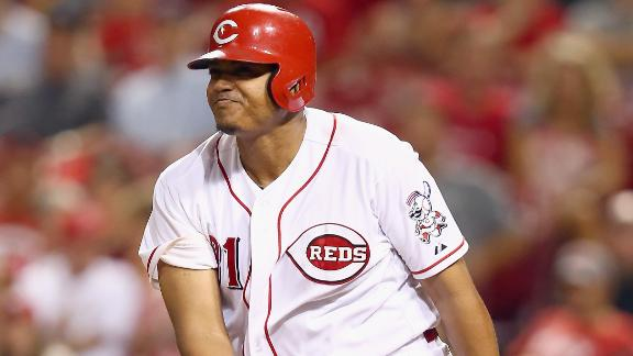 Video - Simon Leads Reds Past Cardinals
