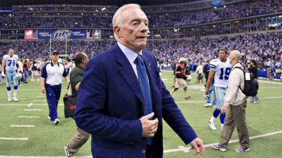 Jerry Jones' Attorney Lashes Out At Lawsuit
