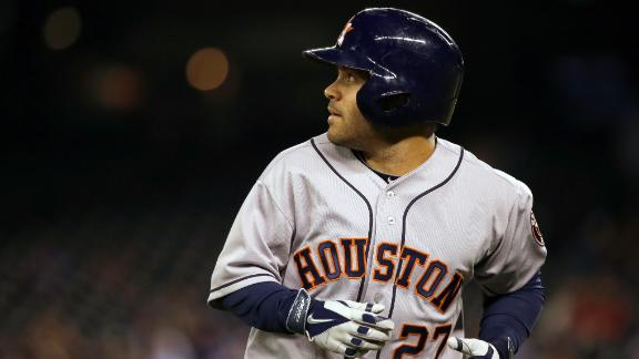 Video - Altuve Reaches 200 Hits