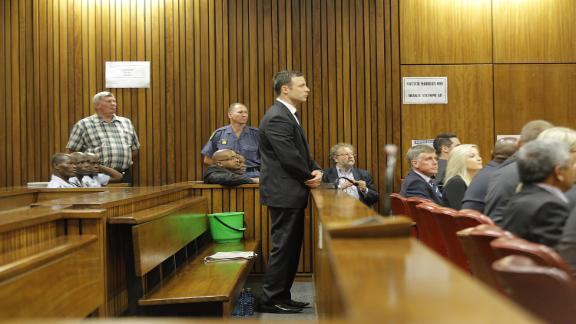 Pistorius Receives Partial Verdict
