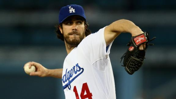 Video - Dodgers Shut Out Padres