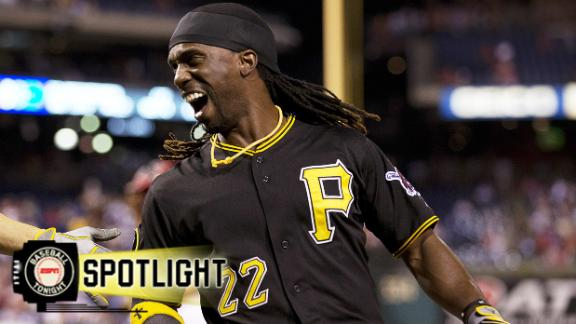 Video - Pirates Double Up Phillies