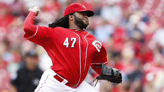 Video - Cueto, Reds Blank Cardinals