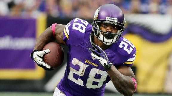 Chris Mortensen On Adrian Peterson