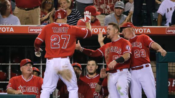 Video - Angels Win Ninth Straight