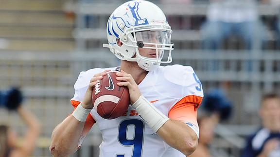 Boise State Takes Down Connecticut