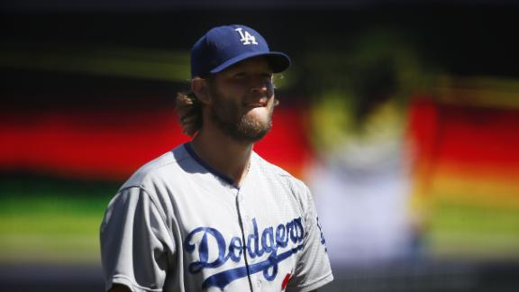 Video - Kershaw Gives Dodgers A Boost