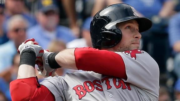Red Sox Rally Past Royals