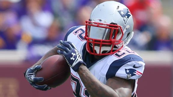 Video - Sunday Blitz: Patriots-Vikings Recap