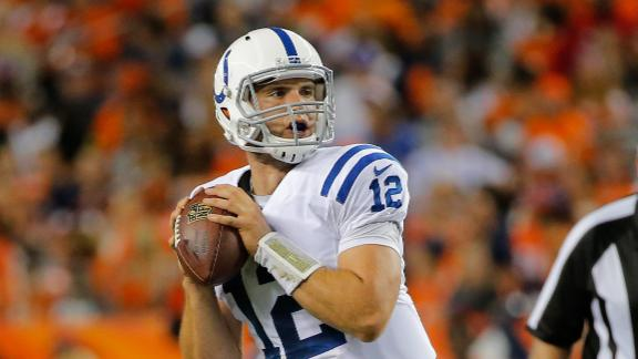 Eagles Set To Take On Luck, Colts