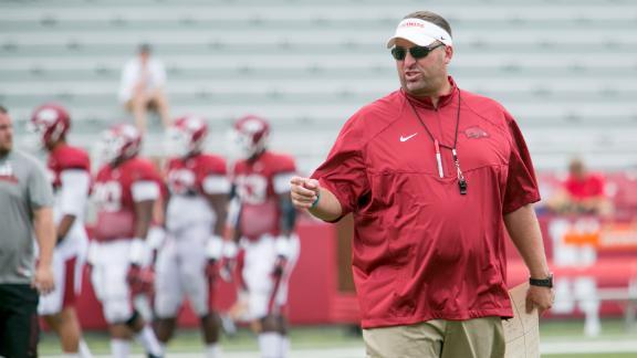 Arkansas' success hinges on a balanced offense